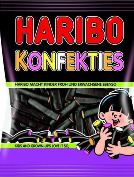 Haribo Konfekties  175g