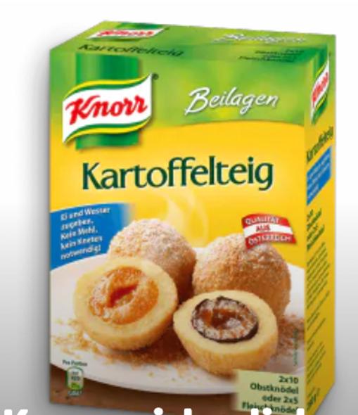 Knorr Kartoffelteig 280g