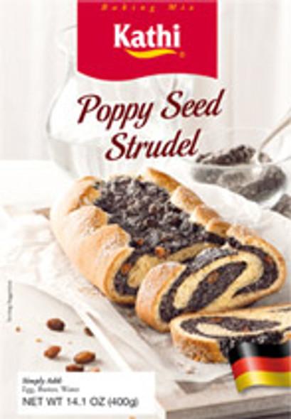 Kathi Poppy Seed Strudel Mix