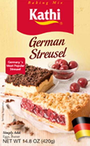 Kathi Cherry Streusel Cake Mix 430g