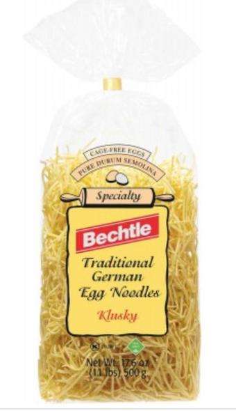 Bechtle Egg Noodles Klusky 17.6oz (500g)
