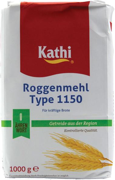 Kathi Roggenmehl Type 1150 (1000g)