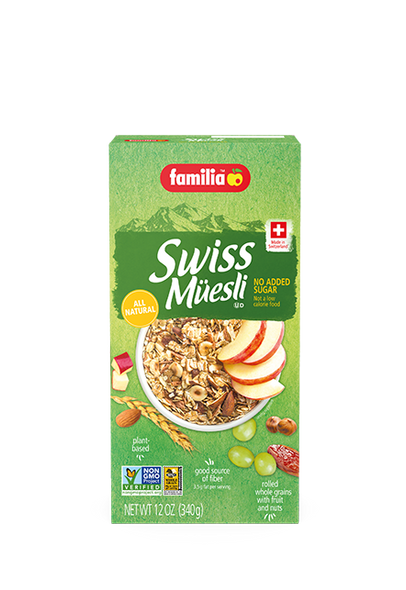 Familia Swiss Müesli All Natural Cereal 12oz (340g)
