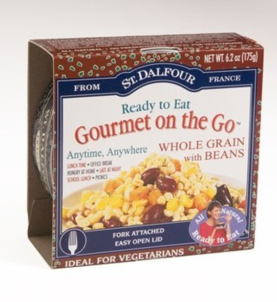 St.Dalfour French Bistro Whole Grains with Beans (175g)