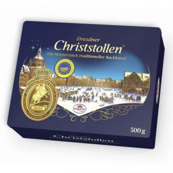 Dr. Quendt Christstollen Tin 500g