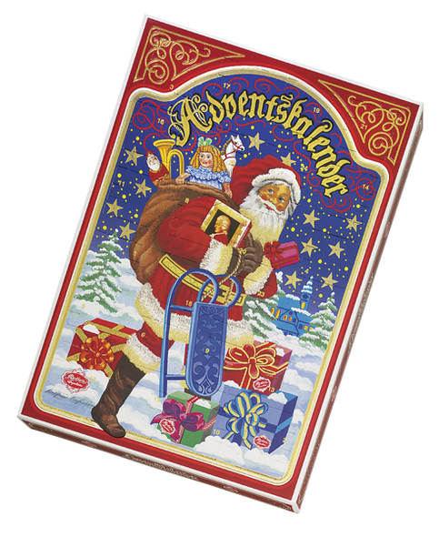 Reber ADVENTSKALENDER KLASSIKER 22.9oz (650g)