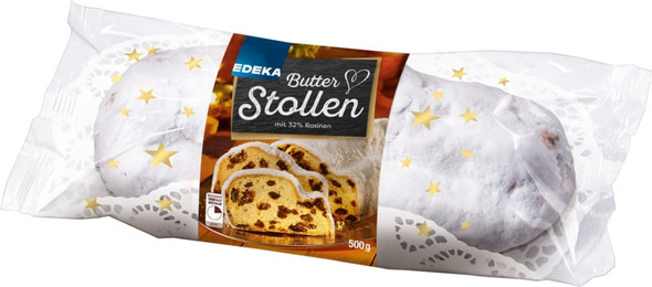 Gut & Gunstig Butter Stollen 500g