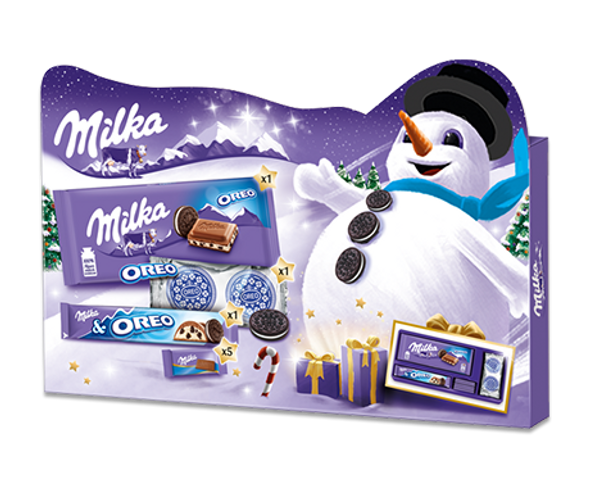 Milka Oreo Christmas Box (182g)