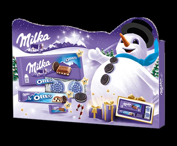 Milka Oreo Christmas Box (182g)