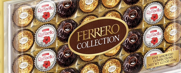 Ferrero Collection 3 Assorted Flavors 12.7oz (359g)