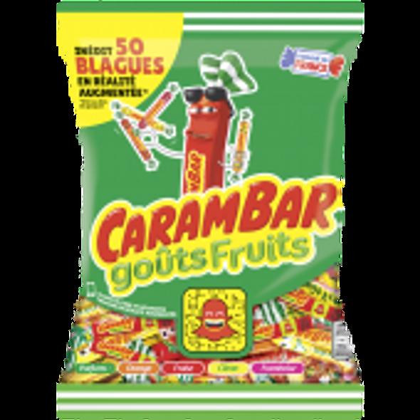 Carambar Gouts Fruits 130g