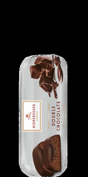 Niederegger Marzipan Brot  Double Chocolate  4.4oz (125g)