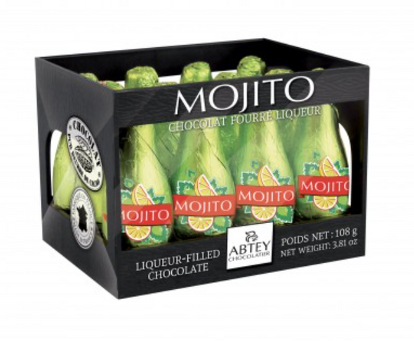 Abtey Mojito Chocolate Liqueur 3.81oz (108g)