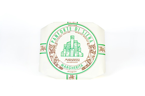 Marabissi Panforte Margherita 3.53oz (100g)