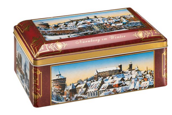 Lebkuchen-Schmidt Nuremberg Winter Chest 2020 875g