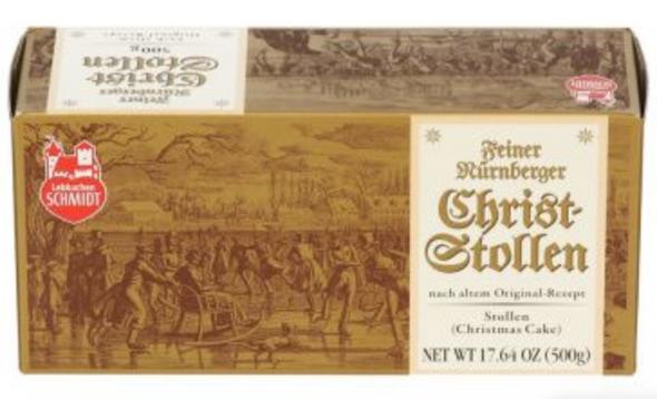 Lebkuchen-Schmidt Nürnberger Christstollen 500g