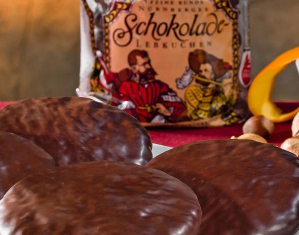 Lebkuchen-Schmidt Schokolade Lebkuchen 250g