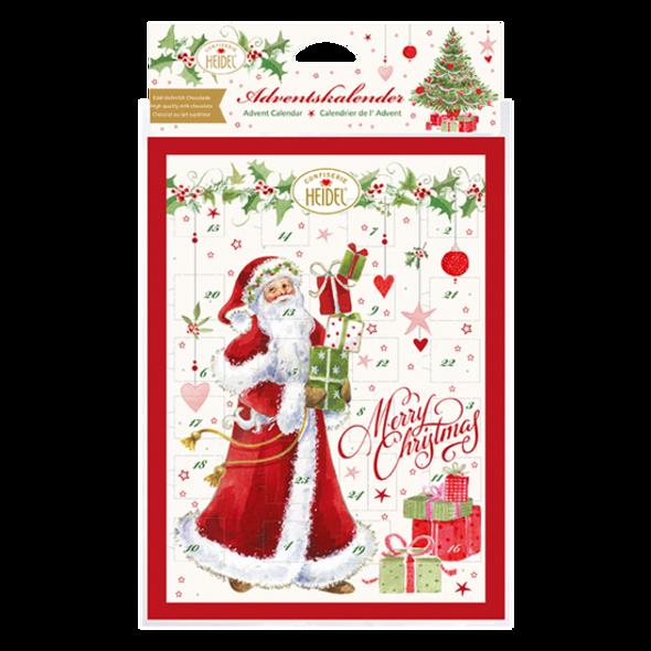 Heidel Santa Advent Calendar 75g