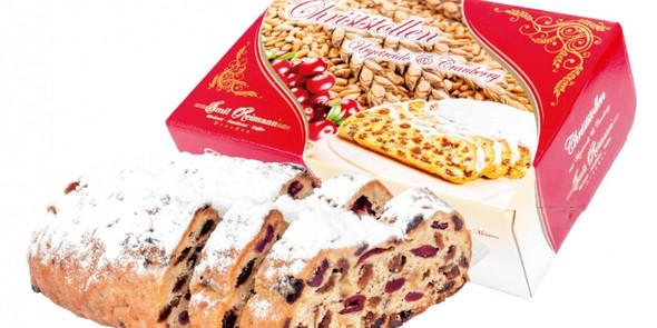 Emil Reiman Dresdner Christstollen Cereal & Cranberry 500g