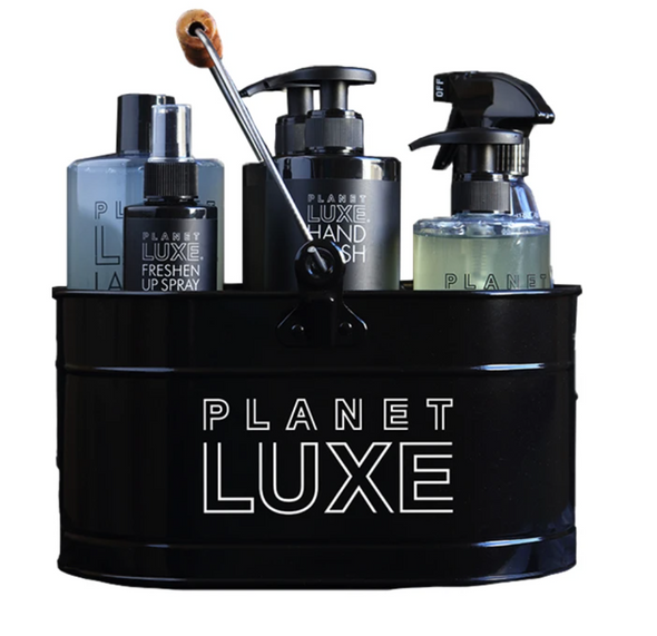 Planet Luxe Gift Caddy 7pc.