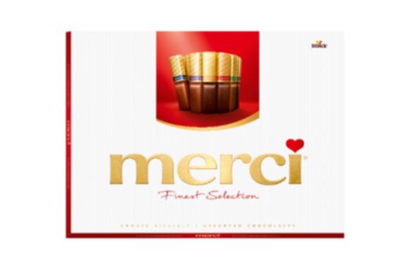 Merci Finest Assortment of European Chocolates 23.8oz. (675g)