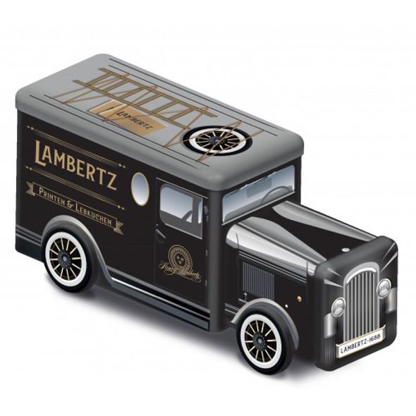 Lambertz Printen & Lebkuchen Truck Tin 24.46oz. (750g)