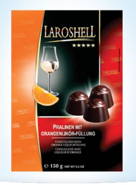 Bohme Weinbrand Kirschen Chocolates 10.5oz (300g)