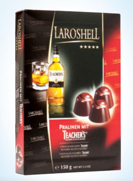 Laroshell Scotch Whisky Chocolates 5.3oz (150g)