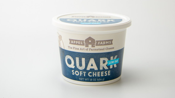 Appel Farms Quark Low Fat Soft Cheese 16oz (450g) (refrigerated)
