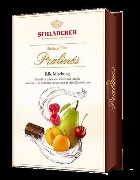 Schladerer Brandy Pralines Edle Mischung 255g