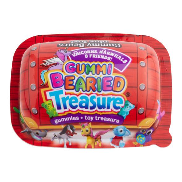 Gummi Bearied Treasure Unicorn Treasure Chest 1oz. (20g)