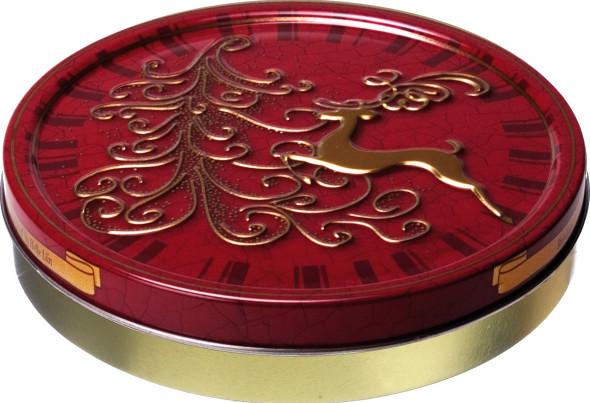 Reindeer Tin - Imported Danish Cookies 7oz (200g)