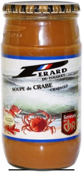 Perard Du Touquet Crab Soup 28.7oz (780g)