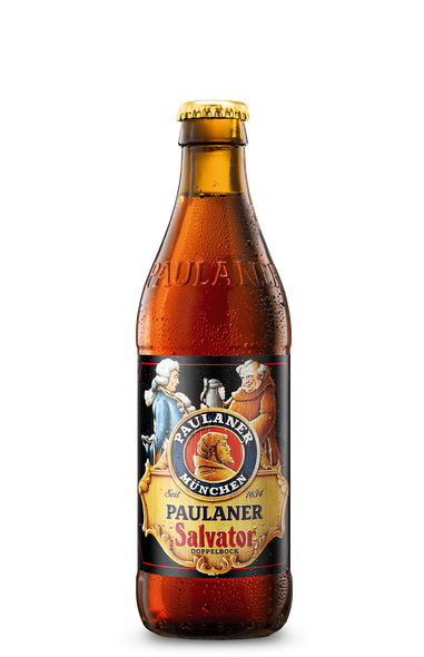 Paulaner Salvator Double-Bock 11.2 Fl. Oz.