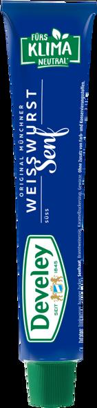 Develey Weiss Wurst Senf Tube 100ml