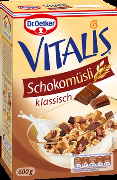 Dr. Oetker Vitalis Schokomusli Klassisch 600g