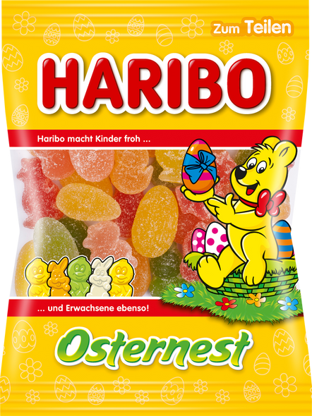 Haribo Fruit Salad 5oz (142g)