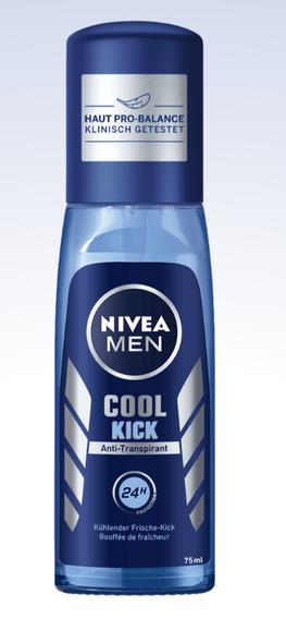 Nivea Men Cool Kick Anti-Perspirant 150ml