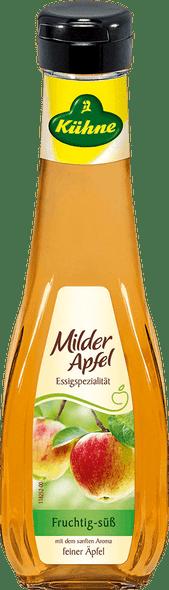 Kuhne Mild Apple Vinegar fruity-sweet 250ml