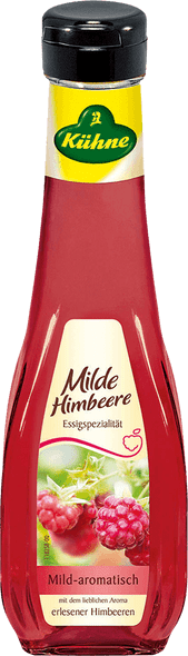 Kuhne Mild Raspberry Vinegar 250ml