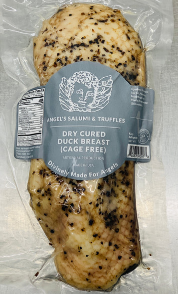 Angels S&L Dr Cured Duck Breast (cage free) 12oz