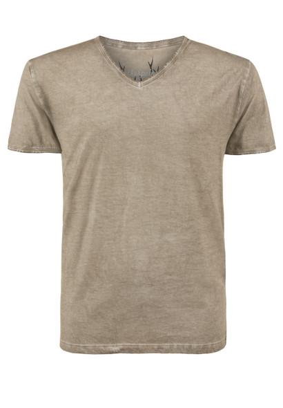 Stockerpoint Mens T-Shirt Falko Wood