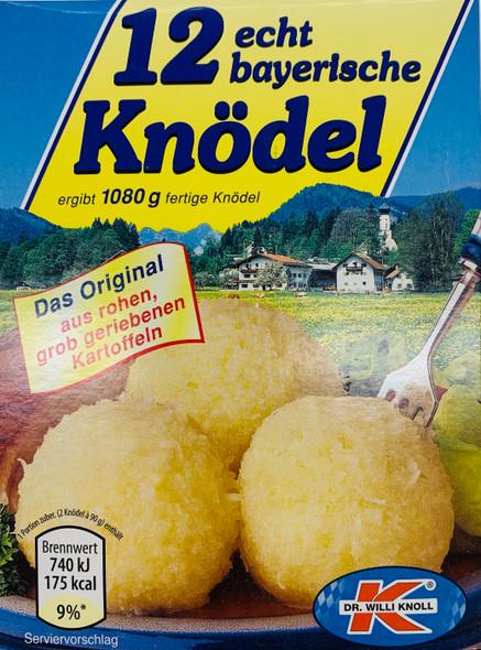 Dr. Willi Knoll 12 Echt bayerische Knödel 11oz (309g)