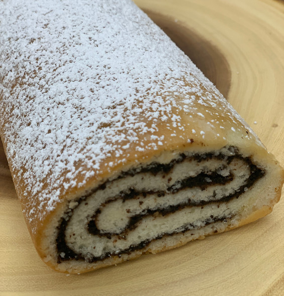 Germandeli.com Poppy Seed Roll 16oz