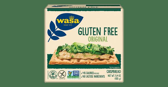 Wasa Gluten Free Original Crispbread 5.4oz