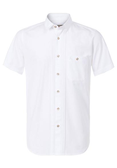 Stockerpoint Mens T-Shirt Bodo Weiss