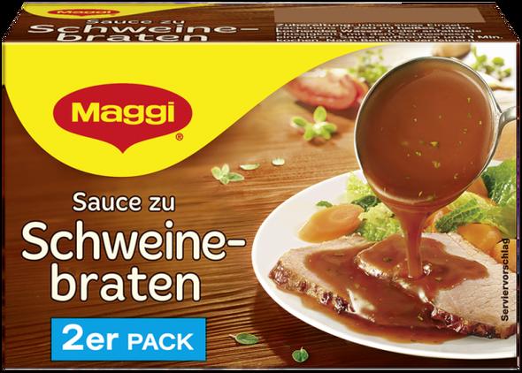 Maggi Schweine-braten Sauce 2 pack