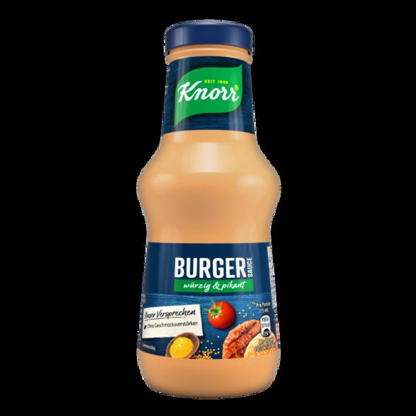 Knorr Burger Sauce 250ml