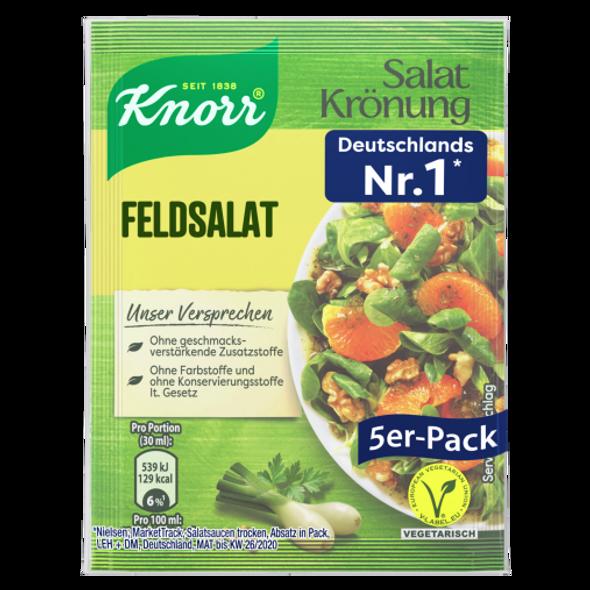 Knorr Salat Kronung Feldsalat (5 pack)