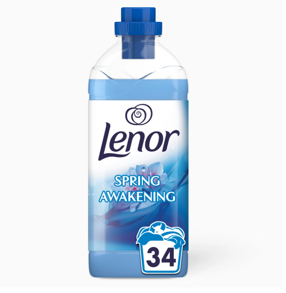 Lenor Spring Awakening Fabric Softener 31 loads